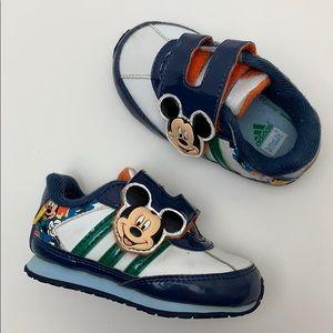Adidas Disney Mickey Mouse baby/toddler 5k